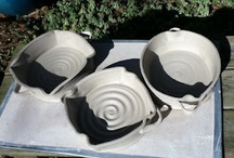 Caseroles and soup tureens