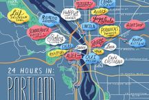 ∞∞ Around Portland ∞∞ / Things to do in Portland