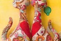 Esculturas / Bonecas
