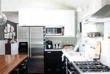 Kitchens / Inspo for my future kitchen