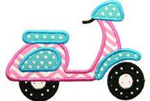 Αυτοκίνητα ποδήλατα μηχανακια