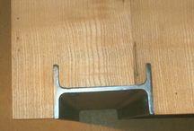 mobilier bois metal