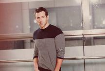 Ryan Reynolds. / #RyanReynolds