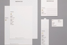 letterheads + thank you cards
