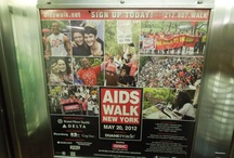 Photography / My best friend Carlos Rodriguez (Dominican) who is a photographer designed this yrs AIDS march poster for NYC....im so proud of him!!