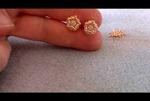 Jewerly - beads and peyote