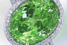 Garnet, Tzavorite / Tzavorite Garnet Rings & Jewelry