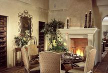 Fireplaces / by Diane Day