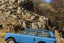 21 classic Range Rovers
