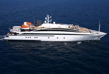 Our Favorite Yachts / We offer about 2,000 charter yachts worldwide, clearly we have our favorites that provide consistently excellent service to our VERY discriminating clientele.