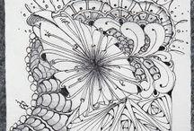 Zentangle / by Usally Jansen