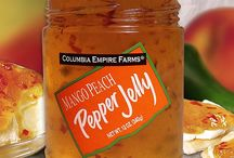 Pepper Jellies & More / Delicious pepper jellies from Your Northwest!