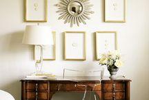Wall arrangements / by Sara Crooks