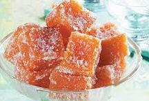 doces cristalizados