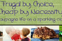 Frugal blogs / by Karen Baker