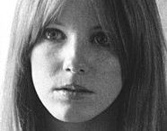 Pamela Courson, muse and lover of Jim Morrison