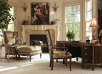 BORGHESE COLLECTION / Named in honor of the famed Roman Villa designed in 1605 for Cardinal Scipione Borghese, the Borghese Collection by Marge Carson incorporates elements of ancient Roman architecture to create gracious furnishings for today's more modestly sized urban and suburban palazzos.