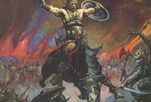 Old world - fantasy (fiction)