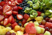 Fruits and Veggies / by Tiffany V