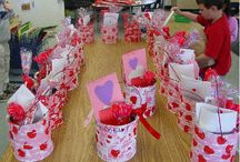 Holidays - Valentine's Day / Recipes, Decorations, & Lesson Plans / by The Cheerful Chalkboard