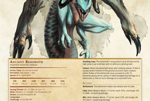 DnD Monsters