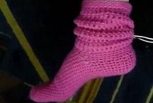 benvärmare, sockor