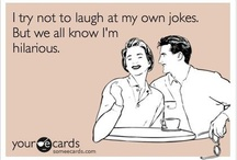 Funny Stuff / Quotes, pictures, and whatever else made me laugh or smile / by Taylor Anderson