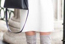 Dress/boots