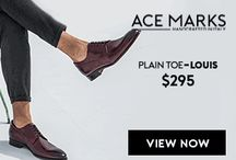 Ace Marks Coupon Codes / Ace Marks is an online retailer where you can buy luxury italian shoes at affordable price with coupon codes from clothingtrial.  In 2018, they offer $15 off Ace Marks coupon codes and 10% off ace marks coupon codes.  In this board, we love to share italian shoes. Explore this board and buy it. Don't forget to use Ace marks coupon codes from clothingtrial.com