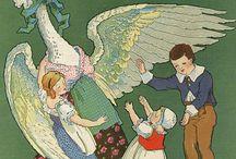 Pohádkové ilustrace