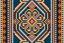 Miniature carpets