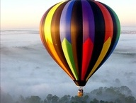 Hot Air Balloon Favorites / Images of amazing hot air balloon rides all over the world!