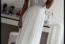 Dresses / graduation, wedding dresses