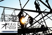 Scaffolding / We are devoted to showcasing everything Morley has to offer and we take great pride in assisting and promoting local business with the aid of social media.