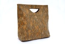 NEW PATTERNED CORK ! / Gorgeous unique handbags! / by EcoCork Handbags & Accessories