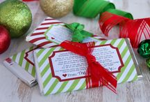 Gift Ideas / This board shows gift ideas for a variety of instances. / by Heather Hampton