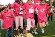 Girls on the Run  / Girls Running Organization