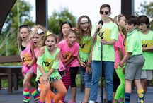 Performance in the Park / Performance Club produces Children's Theater in the Park events at the Wrightsville Beach Pavillon