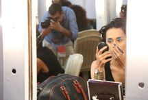 Behind the scenes - Wills India Fashion Week