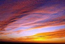 Beautiful skyes