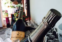 Champagne and other bubbles! / This board documents Champagnes and various derivatives of the sparkling wine phenomenon across the globe...here are some I have enjoyed or still would love to!