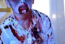 Thijs halloweenfeestje