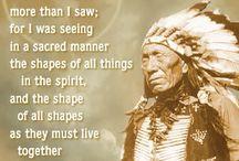 Native american indianen