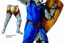 Dibujos medievales increíbles I