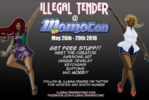 Illegal Tender / Everything about the webcomic Illegal Tender