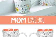 Love You More By Amylee Weeks for Pavilion / Love You More by Amylee weeks is a line featuring pops of color and bold patterns surround sweet sentiment for lively gifts geared towards those we love. Theme driven floral black and white designs with pastel colors.