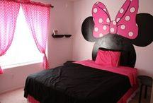Minnie Mouse decor & party idea's