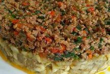 köxdr patlıcan kıyma soslu