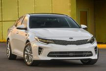 Kia Optima / Every year, the Kia Optima gets better and better. This year is no exception.