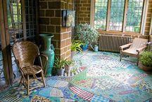 Mosaik Floor